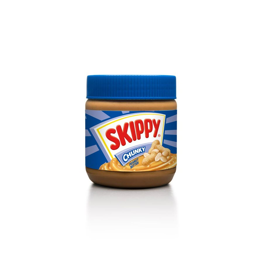 SKIPPY<sup>®</sup> Chunky Peanut Butter