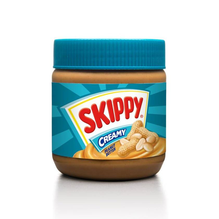 SKIPPY® Creamy Peanut Butter