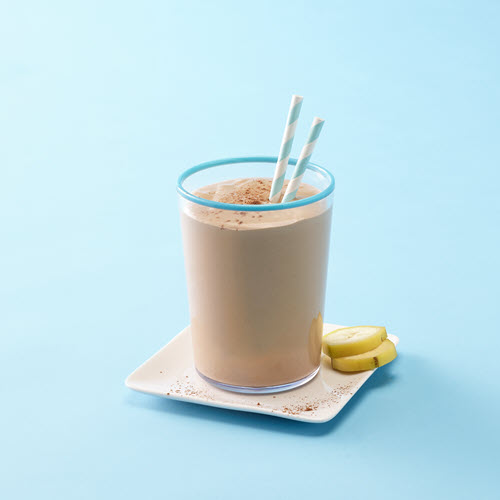 SKIPPY<sup>®</sup> Peanut Butter Chocolate Banana Smoothies