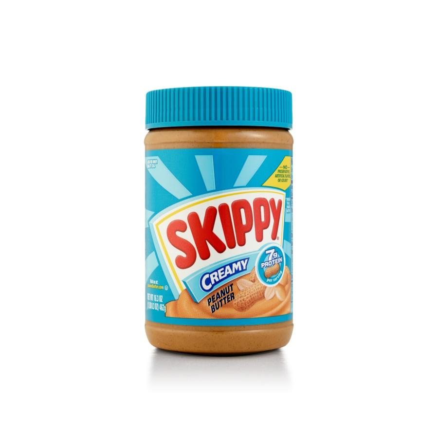 SKIPPY<sup>®</sup> Creamy Peanut Butter