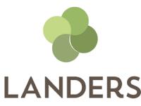 Landers logo.