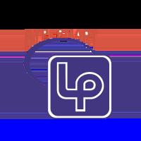 LP Hypermart logo.