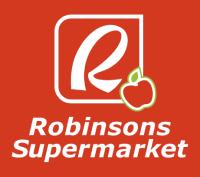 Robinsons Supermarket logo.