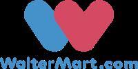 Waltermart logo.